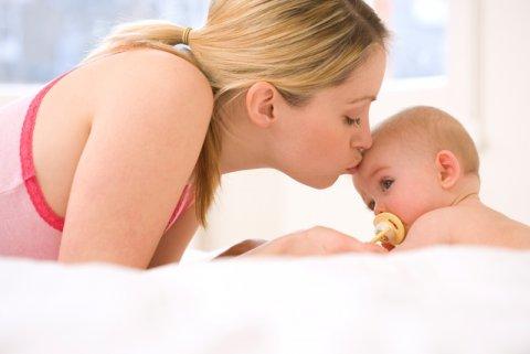 hormonale disbalans na bevalling